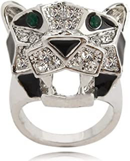Best silver panther ring Reviews