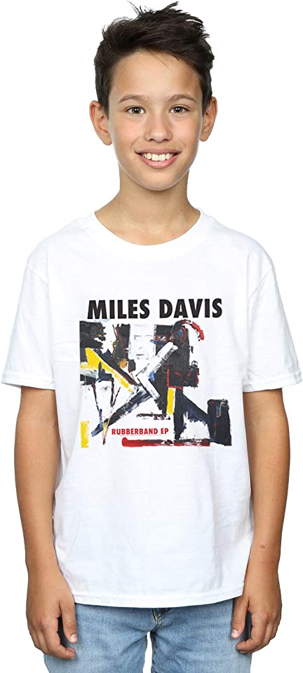 Miles Davis Boys Rubberband EP T-Shirt