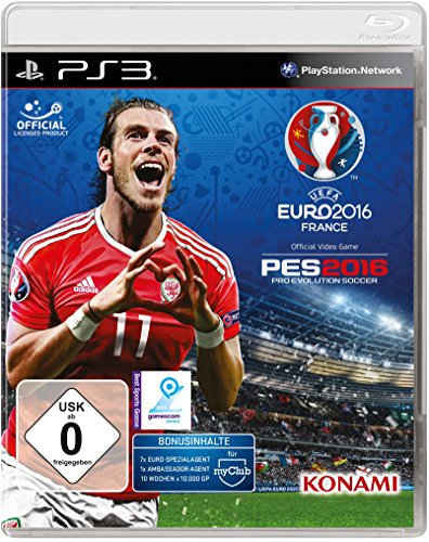 UEFA EURO 2016 - [PlayStation 3]