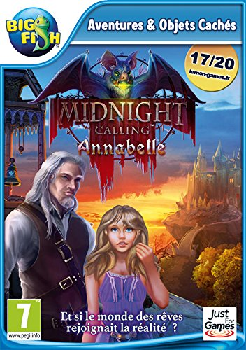 Just for Games Midnight Calling : Annabelle Básico PC Inglés, Francés vídeo - Juego (PC, Aventura)