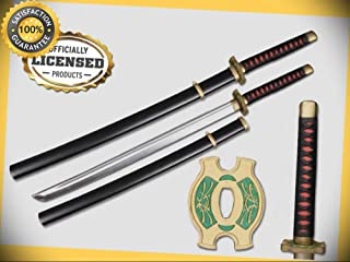 Fairy Tail 39'' Spark Foam Samurai Sword Red/Black Handle with Scabbard US SELLER perfect for cosplay outdoor camping
