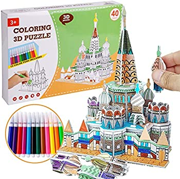 Liberry All-in-One Kids Craft Painting Kit