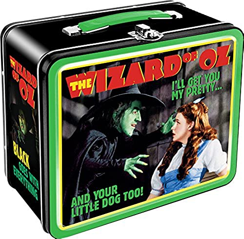 Aquarius Wizard of Oz Wicked Hexe Lunchbox