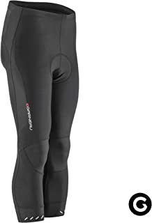 Louis Garneau Men's Optimum Cycling Knickers, Padded and Breathable