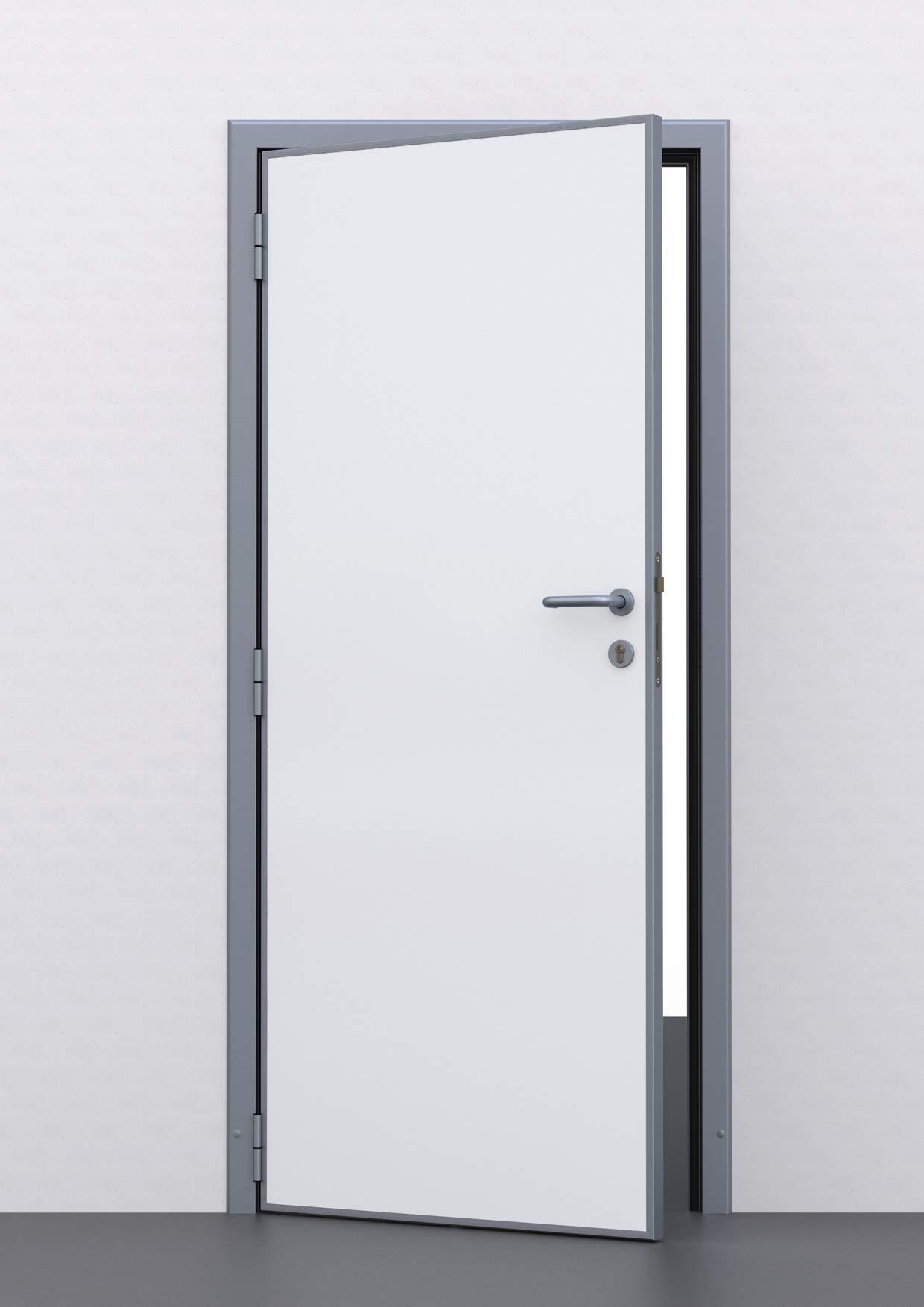 Puerta Acorazada Grado 3 (blanco): Amazon.es: Bricolaje y herramientas