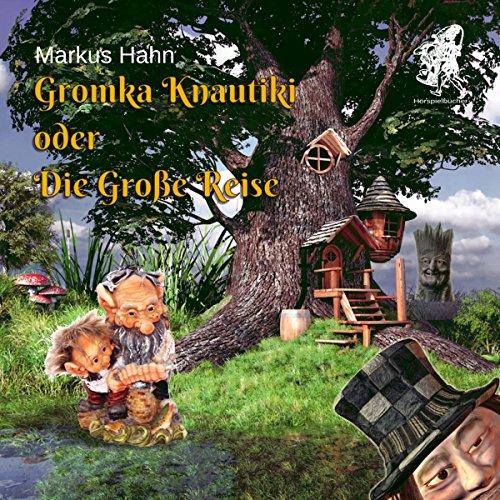 Couverture de Gromka Knautiki oder Die Große Reise