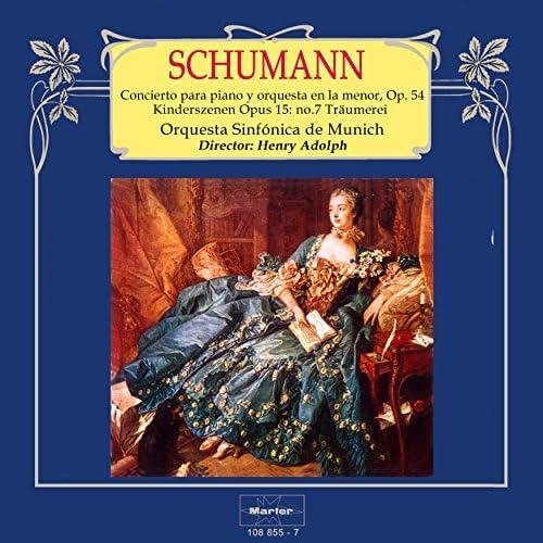 Münchner Symphonie Orchester & Henry Adolph