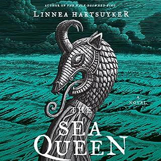 The Sea Queen audiobook cover art