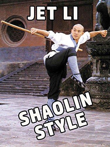 Jet Li Shaolin Style