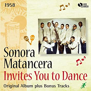 Invites You to Dance (feat. Celia Cruz, Carlos Argentino, Celio Gonzales, Nelson Pinedo, Chito Galindo) [Original Album Plus Bonus Tracks, 1958]