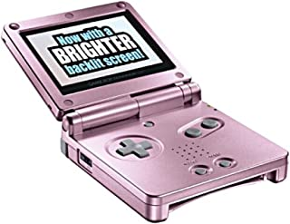 Game Boy Advance SP Pearl Pink