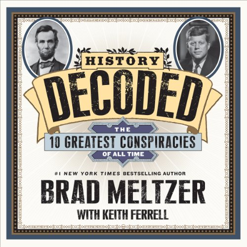 History Decoded audiobook cover art
