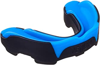 Venum Strong Silicone Mouth Guard Blue and Black