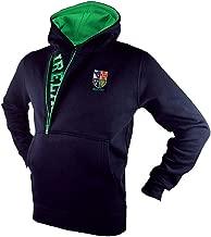 Swag Sportswear Neue Stoff Bestickt Munster,2019 Ausw/ärts Edition Rugby-Trikot