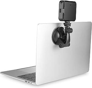 LED Videolamp, Dimbaar Videolicht, Omgevingslicht, Fotolicht Invullicht voor Video Conferentie, Zoom, Remote Working, Self...