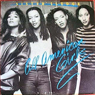 Sister Sledge - All American Girls - Cotillion - W 50774