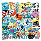 FEILE Verano Surf Playa Maleta Pegatina portátil Tableta monopatín Gran Oferta Graffiti Pegatinas Impermeables 50...
