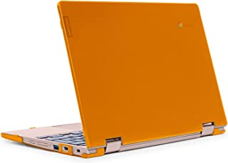 """mCover Hard Shell Case for Late-2019 11.6"""" Lenovo C340 Series 2-in-1 Convertible Chromebook Laptop (NOT Fitting Lenovo C33..."""