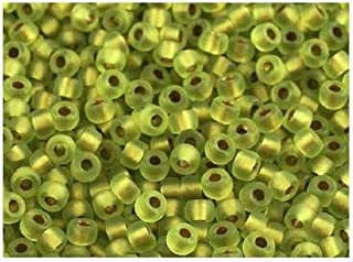 Preciosa Rocailles Mix cuentas de semillas redondas checas agujero redondo 40gr 10//0 vidrio bohemio Mezcla de diferentes colores