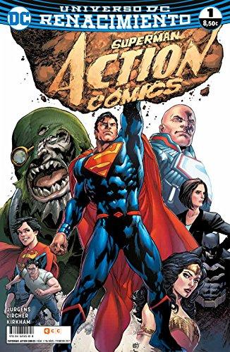 SUPERMAN: ACTION COMICS 1