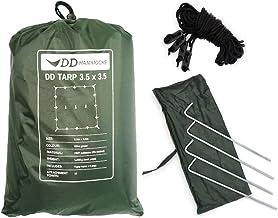 DD Hammocks DD タープ 3.5×3.5 (オリーブグリーン) 日本正規品
