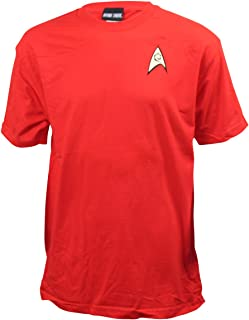 red shirt security