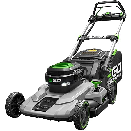 """EGO LM2102SP 21"""" Self Propelled Lawnmower with 7.5AH Battery & Rapid Charger"""