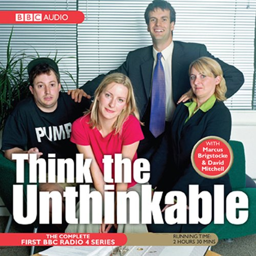 Think the Unthinkable audiobook cover art