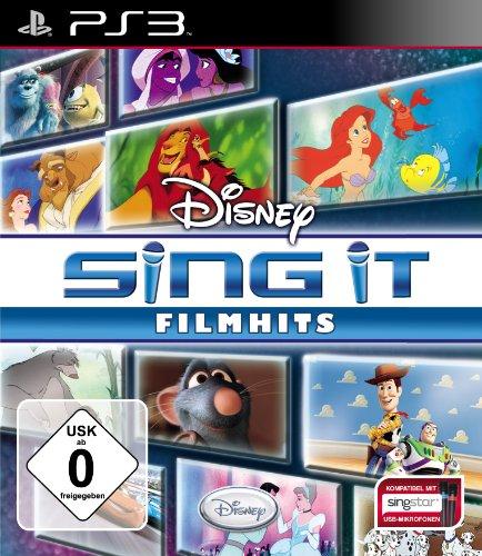 Disney Sing it: Filmhits [Importación alemana]