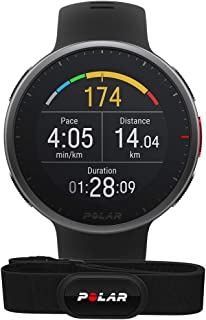Polar Vantage V2 - Premium Multisport Smart Watch with GPS, Wrist-Based Heart Rate Measurement for Running, Swimming, Cycl...