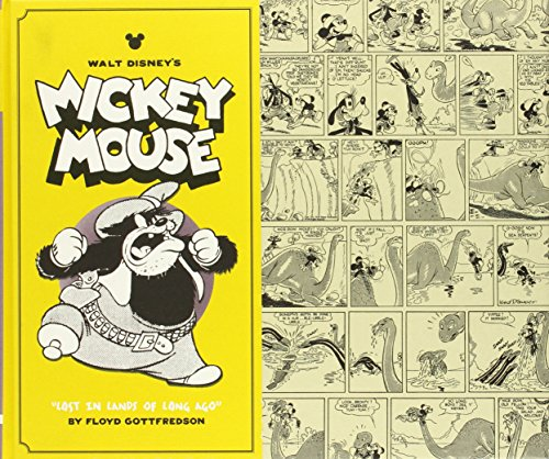 Walt Disney's Mickey Mouse Vol. 6: 'Lost In Lands Long Ago'