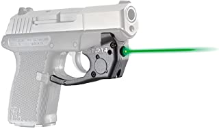 ArmaLaser Designed to fit Kel Tec P 11 TR14G Super-Bright Green Laser Sight with Grip Activation