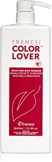 FRAMESI Color Lover Moisture Rich Masque, 33.8 Fl Oz