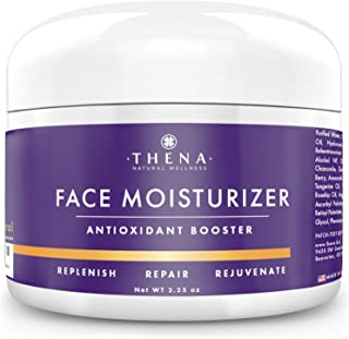 Anti Aging Face Moisturizer Cream For Dry Sensitive Skin, Organic Natural Facial Cream Anti Wrinkle Hyaluronic Acid Retinol Vitamin C, Face Lotion Eye & Face Care Skin Care Products Women Men