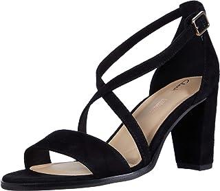 Clarks Kaylin 85 Strap womens Heeled Sandal