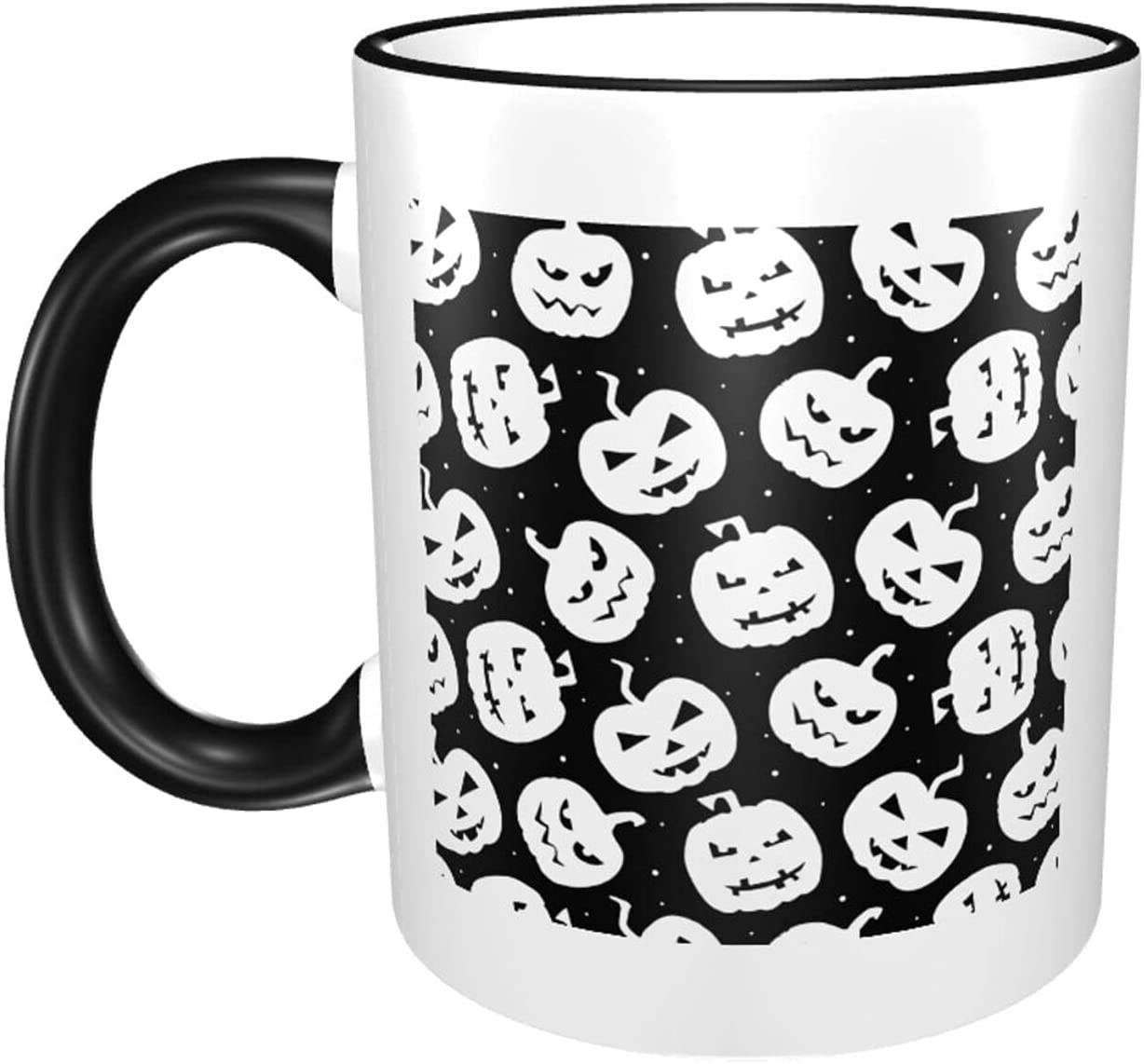 Halloween 11oz Large Coffee New product Mugs Bombing free shipping Ceramics Classic Print Exqu Cup