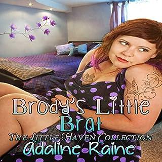 Brody's Little Brat audiobook cover art