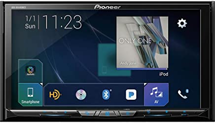 """$473 Get Pioneer AVH-W4400NEX In Dash Multimedia Receiver with 7"""" WVGA Clear Resistive Touchscreen Display"""