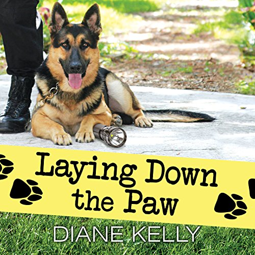 Laying Down the Paw audiobook cover art