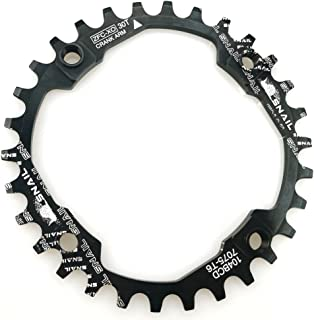 oval chainring for road bike