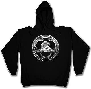 THULSA Doom Logo Hoodie Hooded Sweatshirt Sweater - Conan Barbar Movie Barbarian The Snake Cult