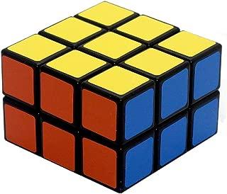I-xun Eco-Friendly 2x3x3 Magic Cube, Speed New Structure Puzzle Cube (Black)