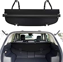 Danti Cargo Cover Fit for Mazda CX-5 2017 2018 2019 Retractable Rear Trunk Organizer Cargo Luggage Security Shade Cover (Updated Version:No Gap in The Back seat)