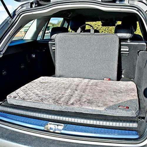 KONG Fold-Up Dog Travel Mat - Comfortable Pet...