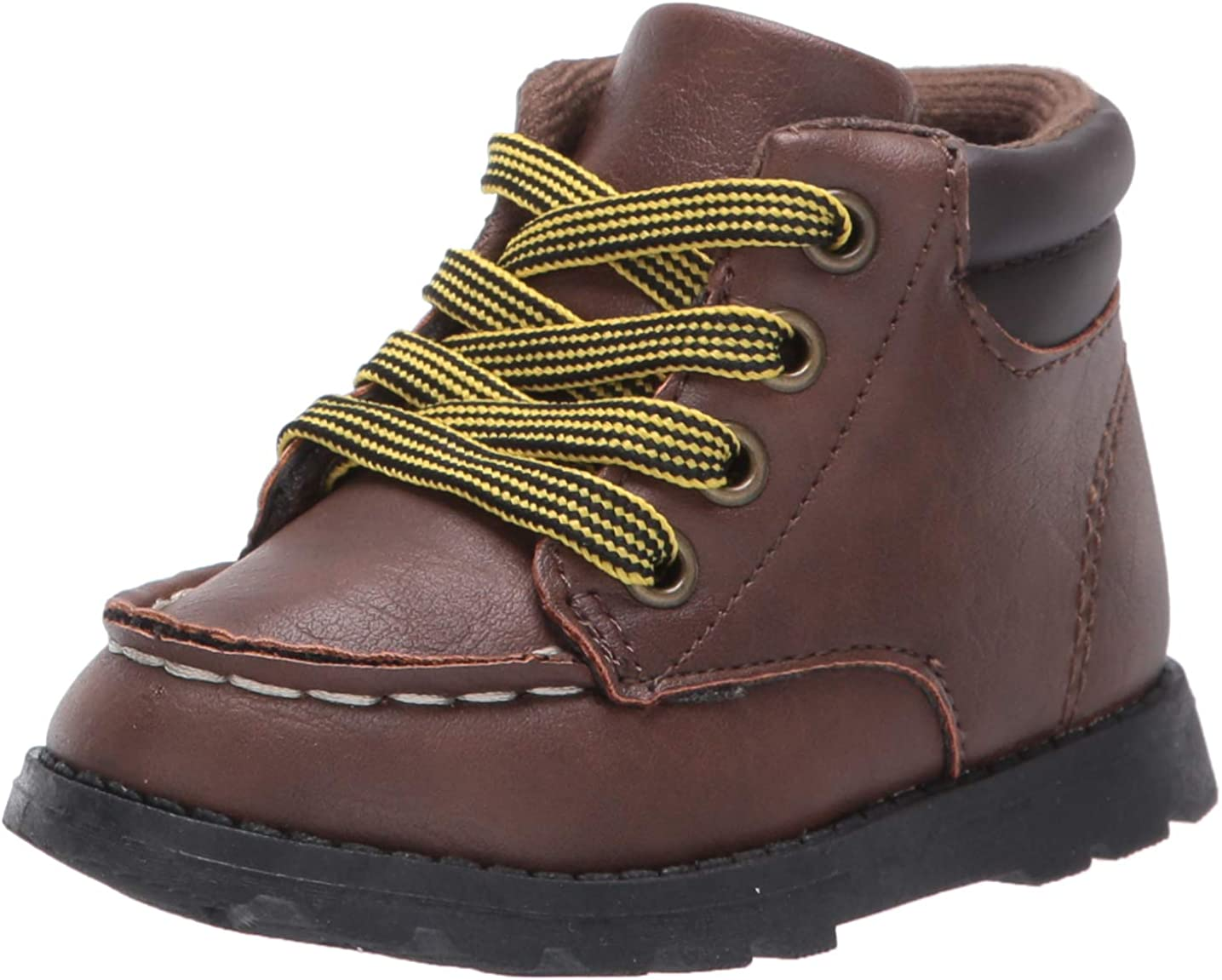 Carter's Unisex-Child Brand Ankle Boot