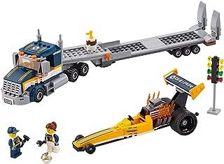 lego city dragster transporter