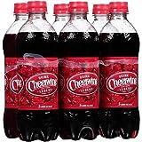 Cheerwine Cherry Soda 16.9 Oz Bottles (24 Bottles)