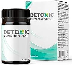 Detoxic Dietary Supplement Inner Body Cleansing – by Hendel s Garden Estimated Price : £ 29,00