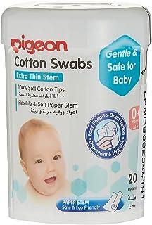 Pigeon Cotton Swabs for Babies, 200 pcs