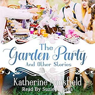 The Garden Party and Other Stories audiobook cover art
